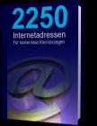 2250 Internet Adressen für kostenlose Kleinanzeigen